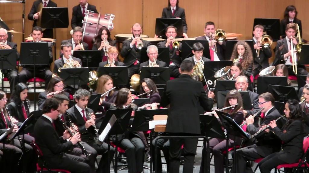 Banda Ciudad de Burgos Concierto Santa Cecilia '15 (6)