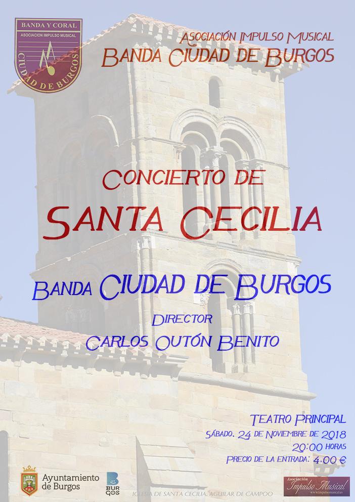 Concierto de Santa Cecilia 2018