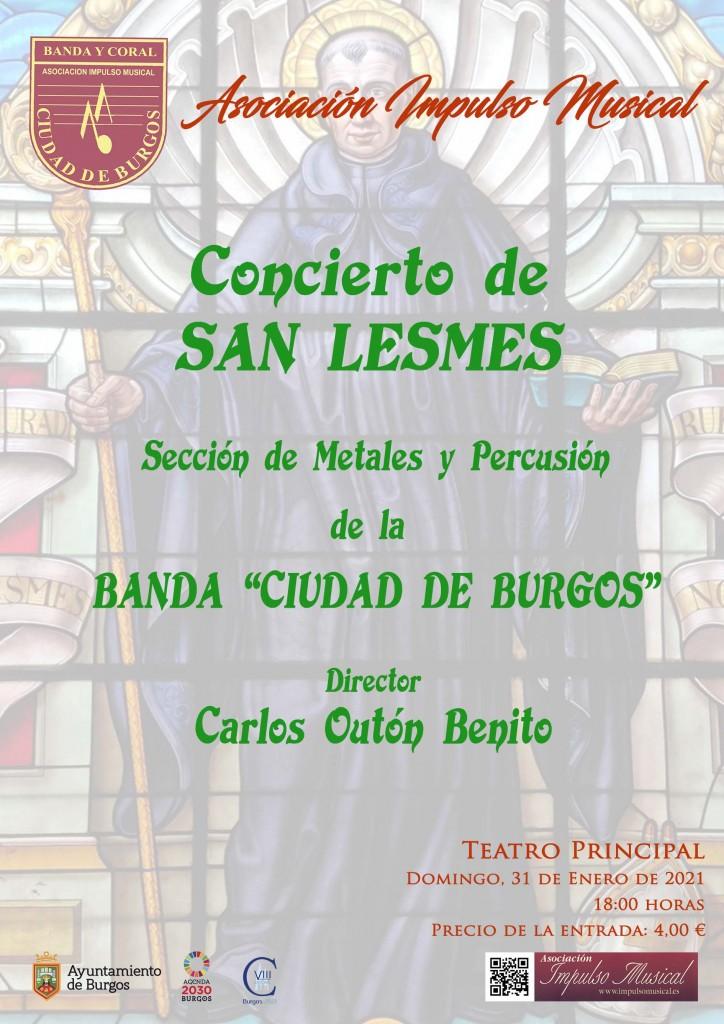 Concierto San Lesmes 2021